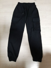 낫포너드(NOT4NERD) [20FW] Cargo Jogger Slacks Pants - Black 후기