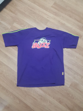 메인부스(MAINBOOTH) Toy Story Tape T-shirt(VIOLET) 후기