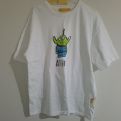 메인부스(MAINBOOTH) Toy Story T-shirt(ALIEN WHITE) 후기
