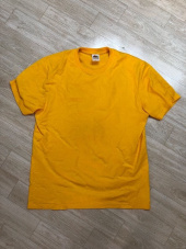 프룻오브더룸(FRUIT OF THE LOOM) (REGULAR FIT) 210g WAPPEN T-SHIRTS GOLD 후기