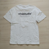 비바스튜디오(VIVASTUDIO) LOCATION SHORT SLEEVE JS [INDIGO BLUE] 후기