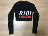 헤드(HEAD) [HEADX5252  by o!oi ] CROP RASH GUARD_JOQJH19204NYX 후기