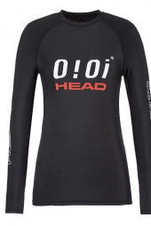 헤드(HEAD) [HEADX5252  by o!oi ] LOGO  BASIC  RASH GUARD(WOMAN)_JOQJH19201WHX 후기