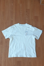 커버낫(COVERNAT) S/S OVER FIT SURFER MAN TEE WHITE 후기