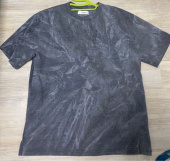 제로(XERO) Oversize Water Washed  T-Shirts [Charcoal] 후기
