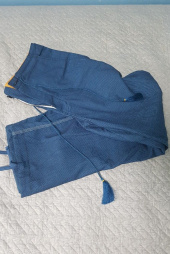 비디알(VDR) BREAKER BLUE PANTS 후기