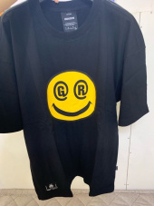 그루브라임(GROOVE RHYME) BIG SMILE LOGO OVER FIT T-SHIRTS (YELLOW) [GTS051H23YE] 후기