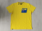 알에스원(R.S.1NE) CONTRAST COLOR TEE(YELLOW) 후기