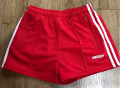 널디(NERDY) Women NY Track Shorts Red 후기