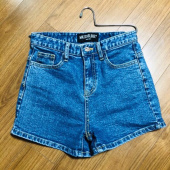 매치글로브(MATCHGLOBE) MG9S DENIM BASIC SHORTS (BLUE) 후기