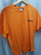 로어(ROAR) SEOUL LOGO HF-TEE(ORANGE) 후기