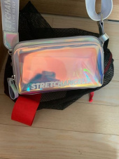 스트레치 엔젤스(STRETCH ANGELS) [파니니백]PANINI ice jelly bag (Silver) 후기
