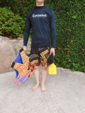 커버낫(COVERNAT) (WOMEN) COVERNAT X ONEILL SKINS RASH GUARD 후기