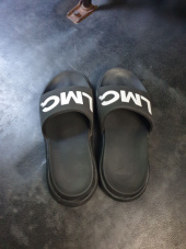 엘엠씨(LMC) LMC SOFT CUSHIONED SLIDES black 후기