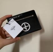 논논(NONENON) CARD WALLET_WHITE 후기