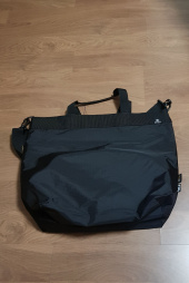 디얼스(THE EARTH) RIPSTOP CORDURA 2WAY TOTE&CROSS BAG - BLACK 후기