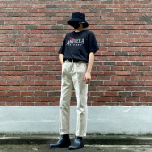 페이탈리즘(FATALISM) #0208 off-white slim crop jeans 후기