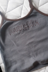 매치글로브(MATCHGLOBE) MG9S OUTLINE SLEEVELESS (OATMEAL) 후기