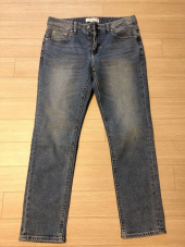 페이탈리즘(FATALISM) #0209 easy blue slim crop jeans 후기