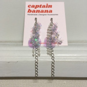 캡틴바나나(CAPTAINBANANA) VIOLET SCENT EARRINGS 후기