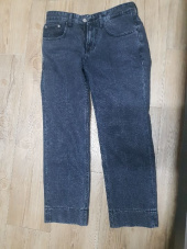 가먼트레이블(GARMENT LABLE) [2차 리오더]Garment Worker Stitch Jeans / Tapered (Retro Blue) 후기
