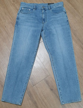가먼트레이블(GARMENT LABLE) GL Tapered Crop Jeans - D/Indigo 후기