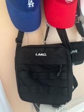 엘엠씨(LMC) LMC SYSTEM MINI SHOULDER BAG black 후기