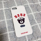 5252 바이 오아이오아이(5252BYOIOI) CAMPING BEAR PHONE CASE_yellow 후기