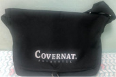 커버낫(COVERNAT) CORDURA  AUTHENTIC LOGO MAIL BAG BLACK 후기