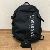 커버낫(COVERNAT) CORDURA AUTHENTIC LOGO TRAVELING RUCKSACK BLACK 후기