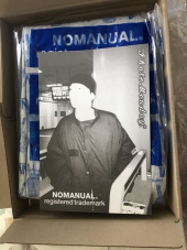 노매뉴얼(NOMANUAL) F.S SWEAT PANTS - BLACK 후기
