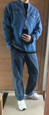 랩101(LAB101) TOM BASIC WASH CARPENTER DENIM 후기