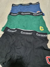 커버낫(COVERNAT) C LOGO 3PACK DRAWERS BLACK/GREEN/BLUE 후기
