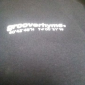 그루브라임(GROOVE RHYME) NYC LOCATION SWEAT SHIRTS (BLACK) [GMT501H43BKA] 후기