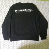 그루브라임(GROOVE RHYME) NYC LOCATION SWEAT SHIRTS (LIGHT KHAKI) [LROFCTM711MKHL] 후기