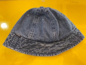 위캔더스(WKNDRS) DENIM BUCKET HAT (BLACK) 후기