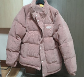 메인부스(MAINBOOTH) Duck Down Corduroy Jumper(PINK) 후기