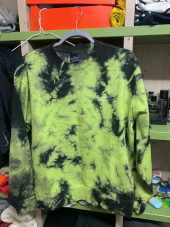그루브라임(GROOVE RHYME) TRENDY TIE-DYEING  SWEAT SHIRTS (LIME) [GMT510H43LMA] 후기