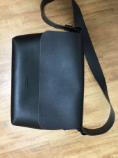 반(BAAN) 106 CROSSBAG BLACK 후기