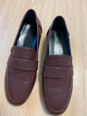 리플라(LI FLA) 19B501 cream loafer 후기