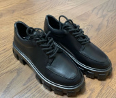 리플라(LI FLA) 19B503 black loafer 후기