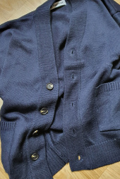 블론드나인(BLOND9) BASIC KNIT CARDIGAN_NAVY 후기