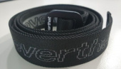 디스이즈네버댓(THISISNEVERTHAT) SP-Logo Web Belt Black 후기