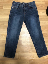 덴메이드(DENMADE) (2차 리오더)DEN essential blue crop jeans. 후기