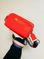 스트레치 엔젤스(STRETCH ANGELS) [파니니백] Stella PANINI bag (Black/gold) 후기