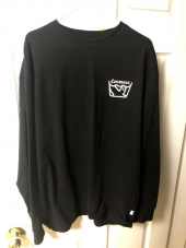 커버낫(COVERNAT) COVERNAT x M/G LAUNDRY LAYOUT LOGO LONG SLEEVE WHITE 후기