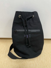 얼모스트블루(ALMOSTBLUE) CANVAS 2WAY SLING BAG 후기
