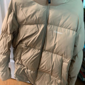 커버낫(COVERNAT) DUCK DOWN WARM UP SHORT PUFFER BEIGE 후기