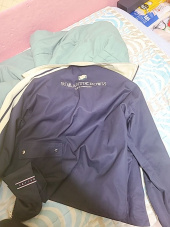 로맨틱크라운(ROMANTIC CROWN) BACK POCKET TRACK JACKET_NAVY 후기