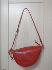 아카이브앱크(ARCHIVEPKE) fling bag(Terracotta)_OVBAX20001CHC 후기